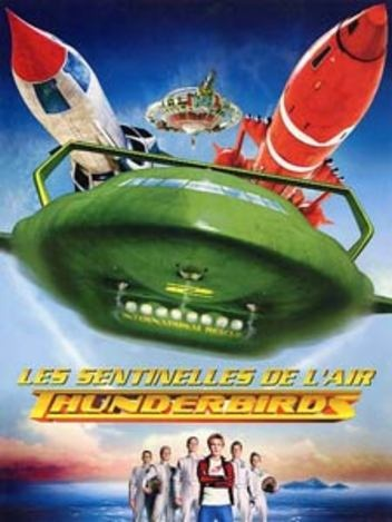 Thunderbirds : les sentinelles de l'air