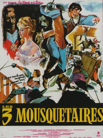 Les trois mousquetaires : Les ferrets de la reine - partie 1