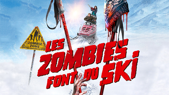 Les zombies font du ski