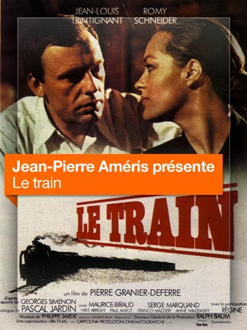 Le train vu par Jean-Pierre Améris
