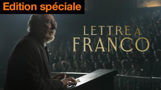 Lettre à Franco - édition spéciale