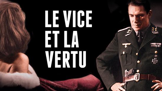 Le Vice et la vertu