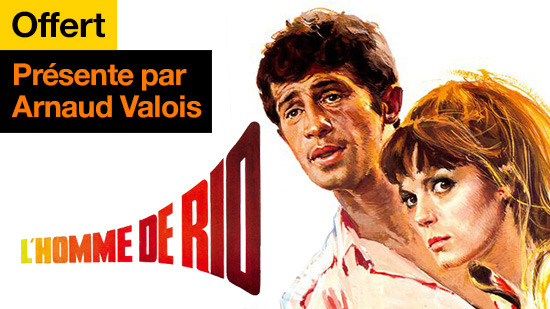 L'homme de Rio vu par Arnaud Valois