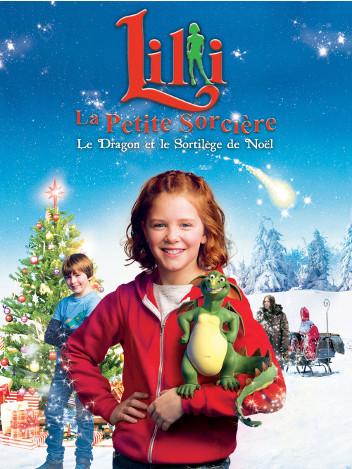 Lili la petite sorcière : Le dragon et le sortilège de Noël