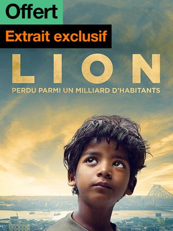 Lion - extrait offert