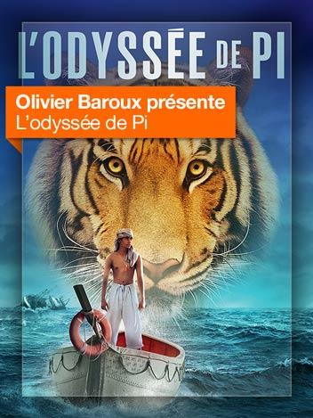 L'odyssée de Pi vu par Olivier Baroux
