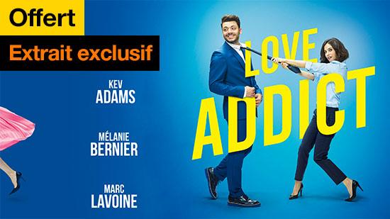 Love Addict - extrait offert