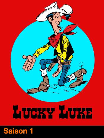 Lucky Luke - S01