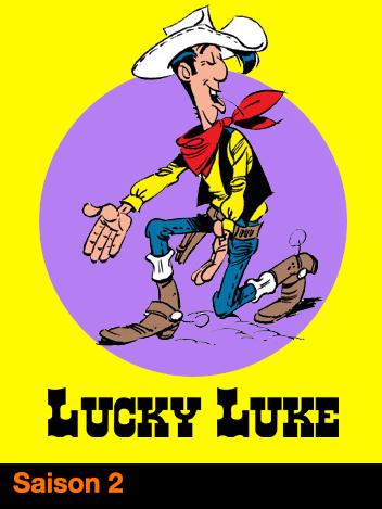 10. La fiancee de Lucky Luke
