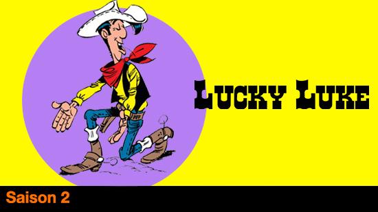 13. Défi à Lucky Luke