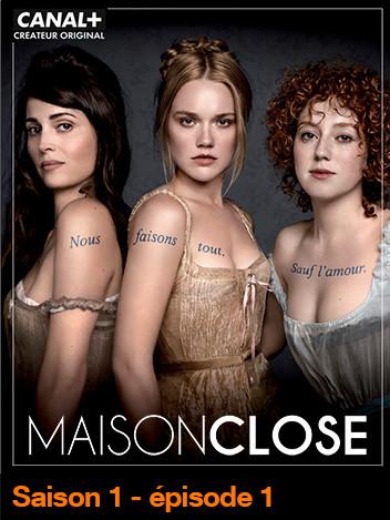 Maison close - S01