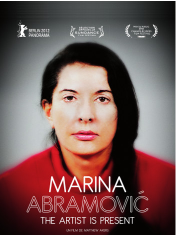Marina Abramovic : The Artist Is Present
