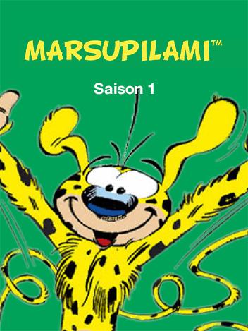 Marsupilami Houba! Houba! Hop ! - S01