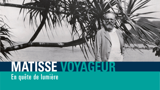Matisse voyageur - En quête de lumière