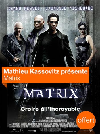 Matrix vu par Mathieu Kassovitz