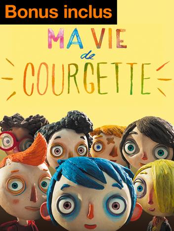 Ma vie de Courgette - édition spéciale