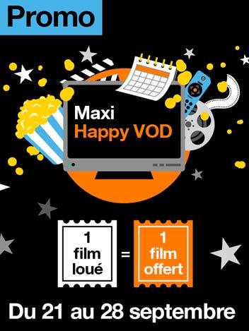 Maxi Happy VOD