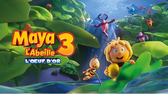 Collection Maya l'abeille