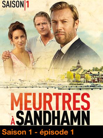 Meurtres à Sandhamn - S01 - La reine de la Baltique
