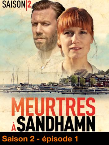 Meurtres à Sandhamn - S02 - Du sang sur la Baltique