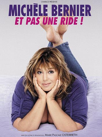 Michele Bernier - Et pas une ride !