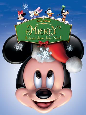 Mickey, il était deux fois Noël