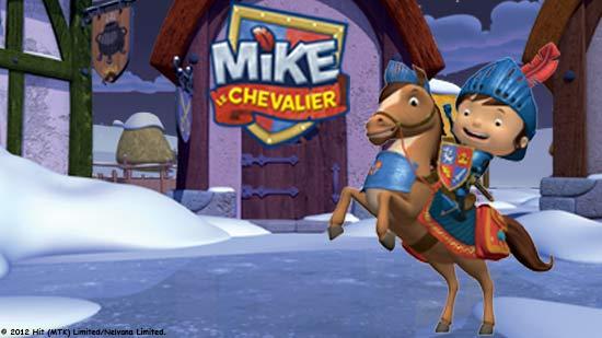 Mike le Chevalier - spécial Noël