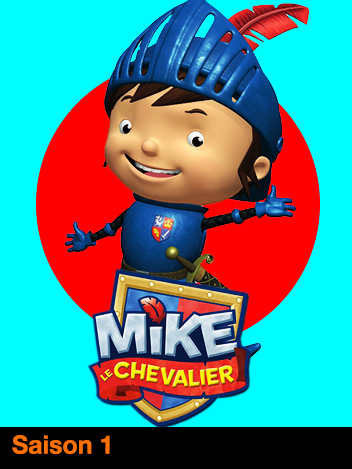 03. Mike le Chevalier et le trésor en or