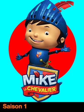 12. Mike le Chevalier et le grand bouclier