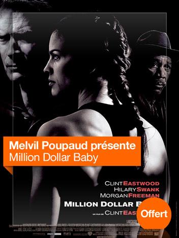 Million dollar baby vu par Melvil Poupaud