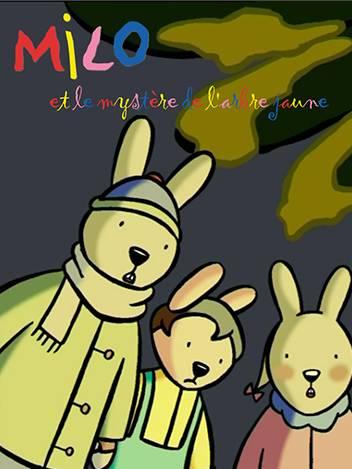 Milo et le mystère de l'arbre jaune