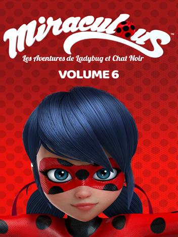 Miraculous Ladybug - Volume 06