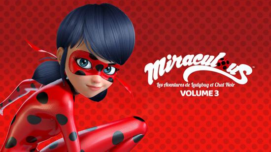 Miraculous Ladybug - Volume 03