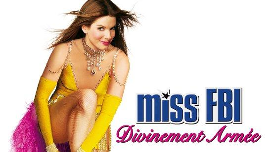 Miss FBI - Divinement armée