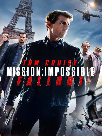 Mission : Impossible : Fallout