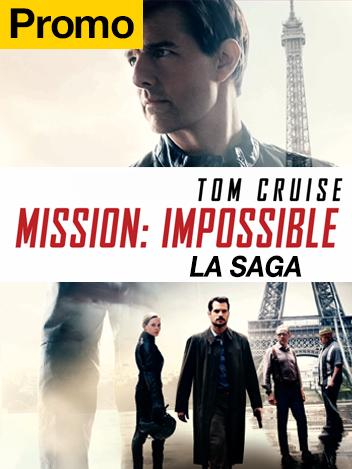 L'intégrale Mission : Impossible