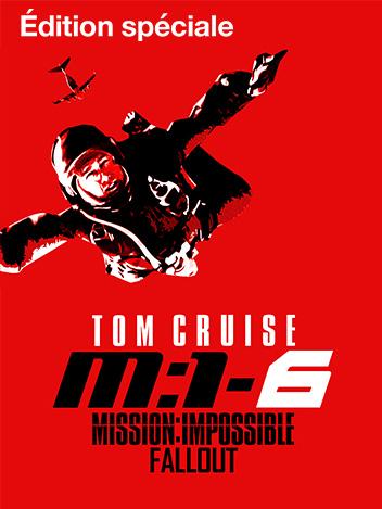 Mission : Impossible : Fallout - édition spéciale