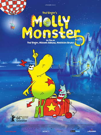 Molly Monster - Le film
