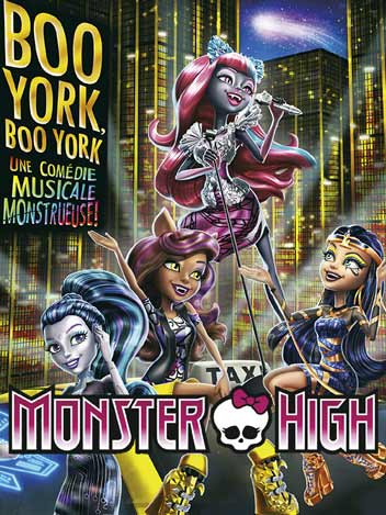 Monster High : Boo York, Boo york