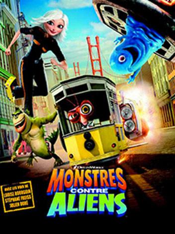 Monstres contre Aliens