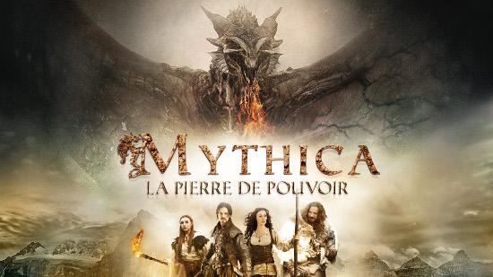 Mythica 2 : la pierre de pouvoir