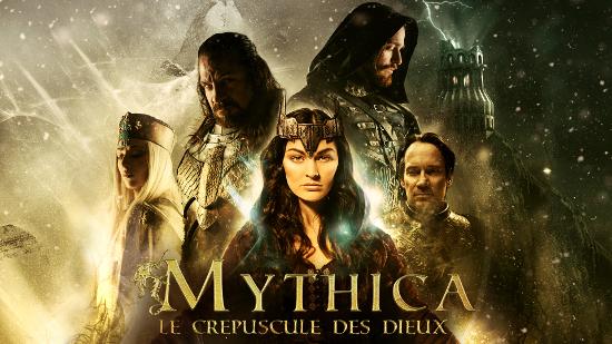 Mythica 5 : Le crépuscule des dieux