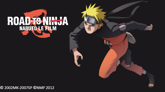 Naruto : Road To Ninja