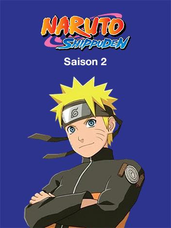 Naruto Shippuden S2