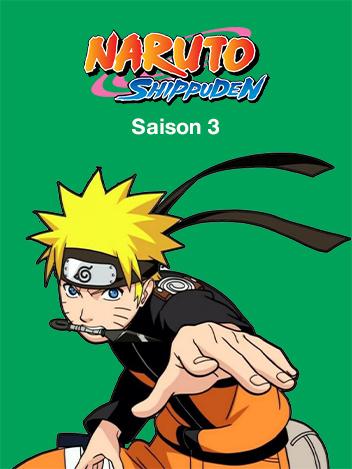 Naruto Shippuden S3