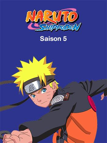 Naruto Shippuden S5