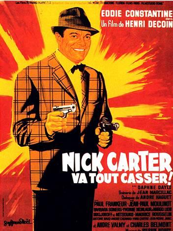 Nick Carter va tout casser