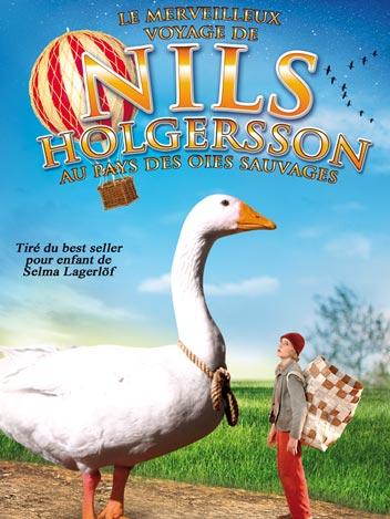 Nils et les oies sauvages