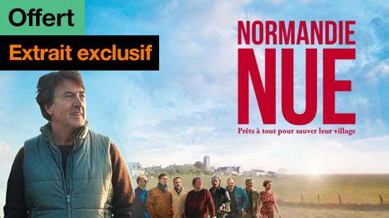 Normandie nue - extrait exclusif offert