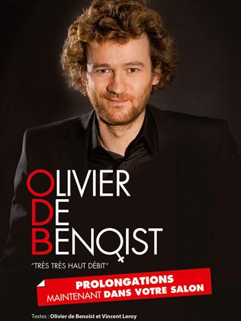 Olivier de Benoist - Très très haut débit